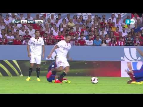 Download Paulo Henrique Ganso vs Barcelona HD 1080i 14082016