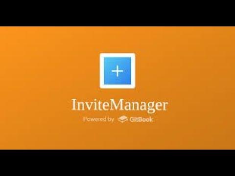 Invitemanager Bot