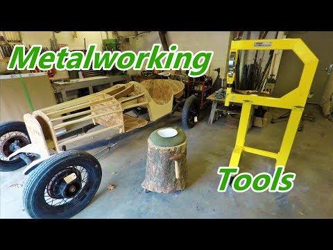 Homemade Metalworking Tools