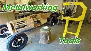 Homemade Metalworking Tools