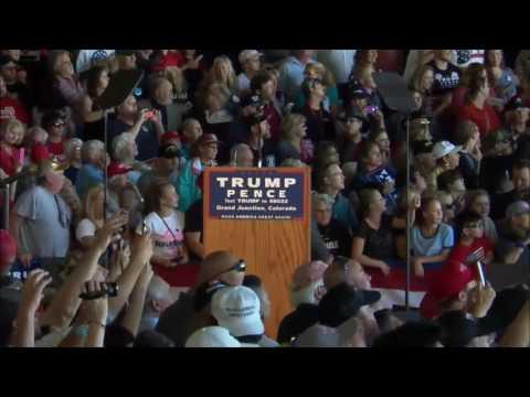 Donald Trump Grand Junction, Colorado