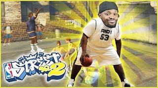 A NEW STREET LEGEND IS BORN!! - NBA Street Vol.2 Walkthrough
