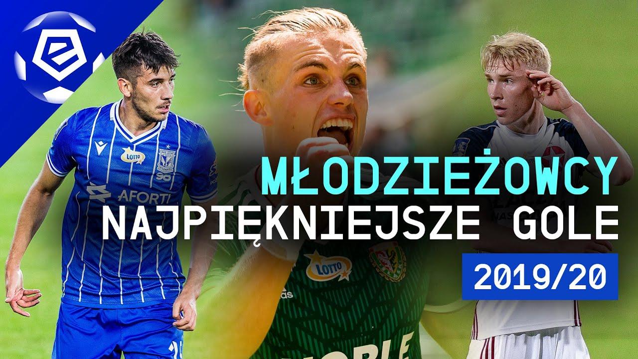 Najpiękniejsze Gole Młodzieżowców 2019/20 | Ekstraklasa