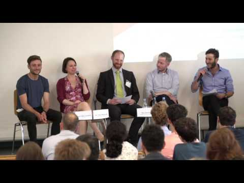Jusoor Berlin 2016: Panel on Career Development and Economic Opportunities for  Syrians in Germany