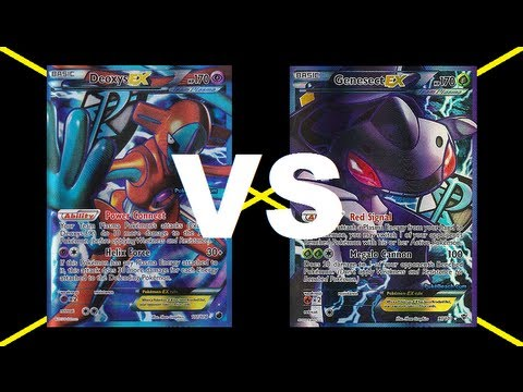Pokémon TCG Battle - Deoxys/Thundurus/Kyurem (Me) VS ...