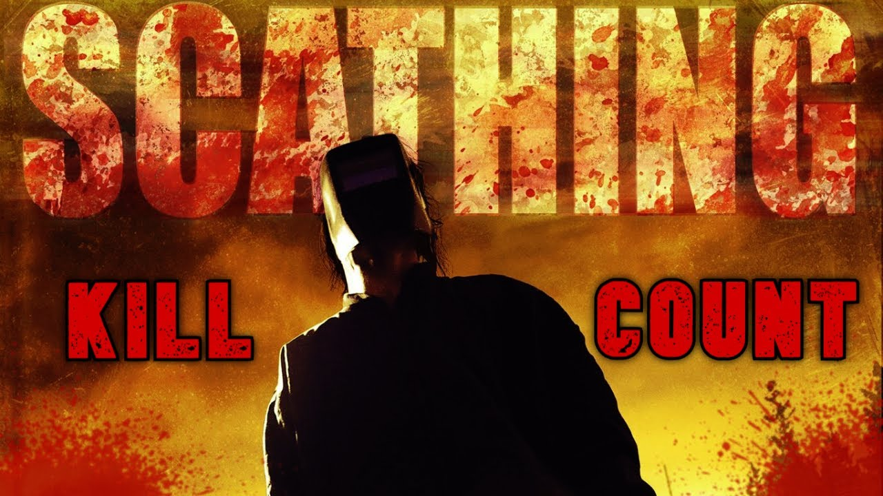 Scathing (2016) - Kill Count S06 - Death Central