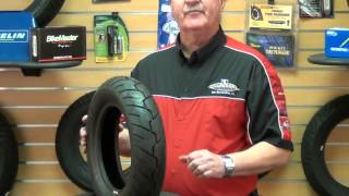 Michelin S1 Scooter Motorcycle Tire Review