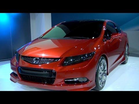 2011 Canadian International AutoShow. Honda Canadian Premieres