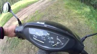 Как проверить датчик уровня масла на скутере