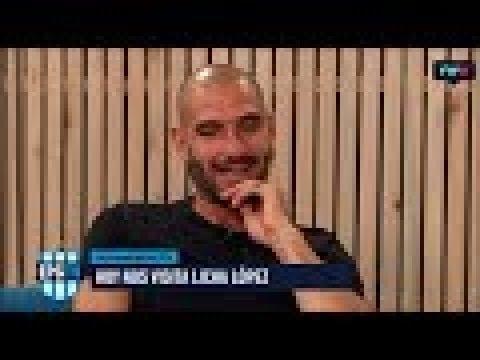 Ping Pong de preguntas con Lisandro López