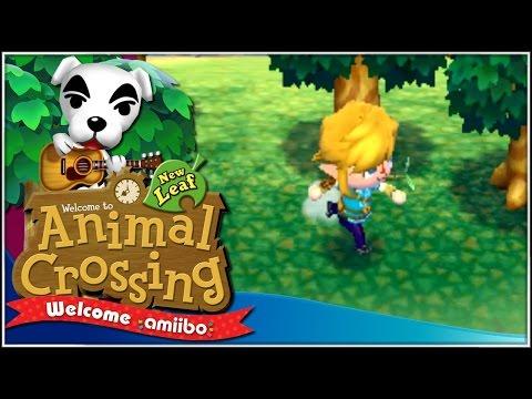 Link cazador de tesoros!!! | 15 | Animal Crossing New Leaf: Welcome amiibo en español