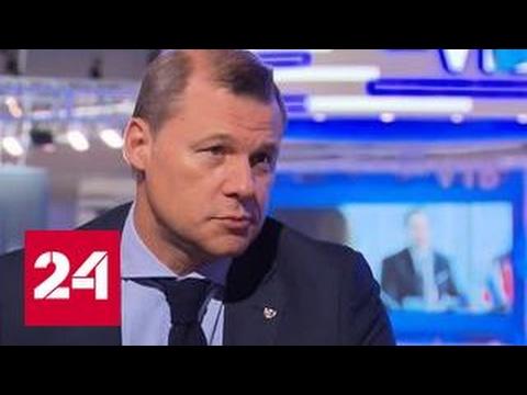 """Дмитрий Страшнов рассказал об авиакомпании """"Почты России"""""""