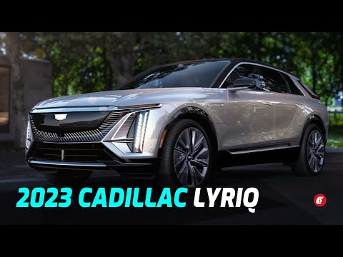 FIRST LOOK: 2023 Cadillac Lyriq Electric SUV Starts From $59,990