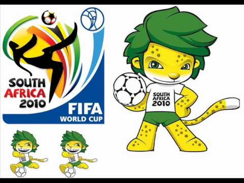 World Cup South Africa 2010 Official Theme Song Chipmunk ...