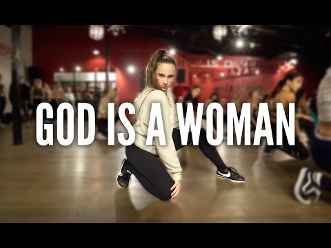 ARIANA GRANDE - God Is A Woman | Kyle Hanagami Choreography