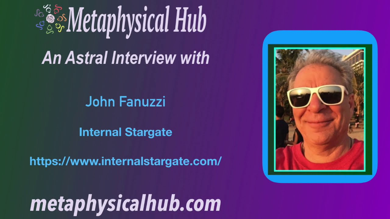 Astral Interview with John Fanuzzi