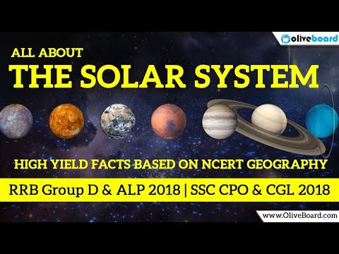 The Solar System | NCERT Geography | High Yield Facts | Latest Updates