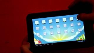 GoClever TAB R75(Диагональ экрана 7