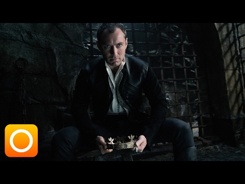 SWITCH: 'King Arthur: Legend of the Sword' Trailer