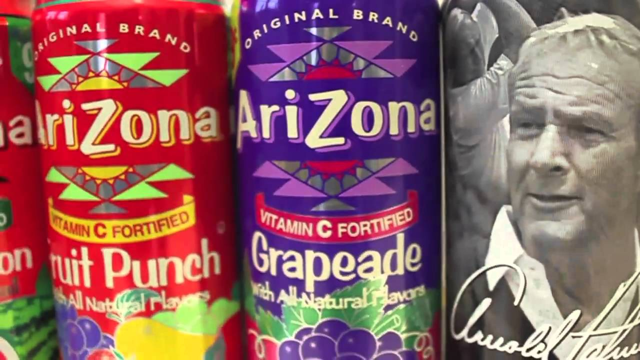 Most Arizona Flavors Mixed In One Cup (World Record) - YouTube