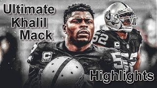 Ultimate Khalil Mack Highlights