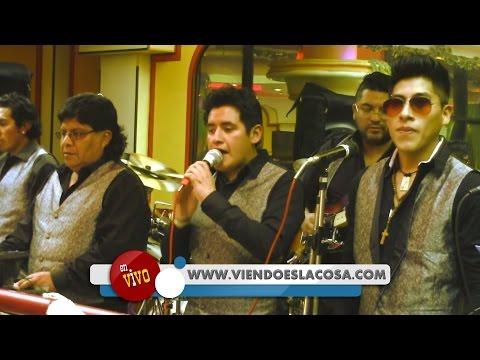 VIDEO: ORQUESTA SON DINAMITA - Ámame - Blanco y Negro - En Vivo - WWW.VIENDOESLACOSA.COM - Cumbia 2017