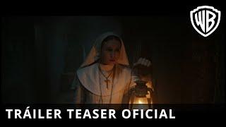 La Monja - Tráiler Teaser Oficial - Castellano HD