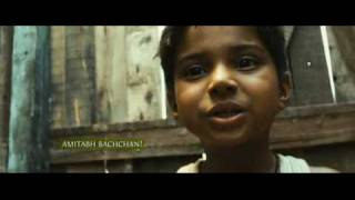 Slumdog Millionaire - Amitabh Bachchan autograph scene