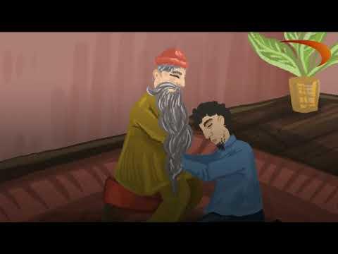 Мудрый старик мультфильм