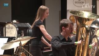 Toccata in D Minor - Leeds University at UniBrass 2016
