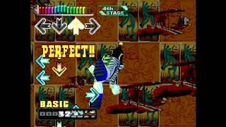 Dance Dance Revolution Konamix (PlayStation) La Senorita Virtual
