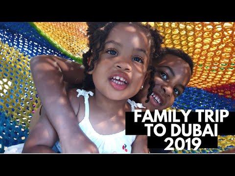Family trip to Dubai 2019