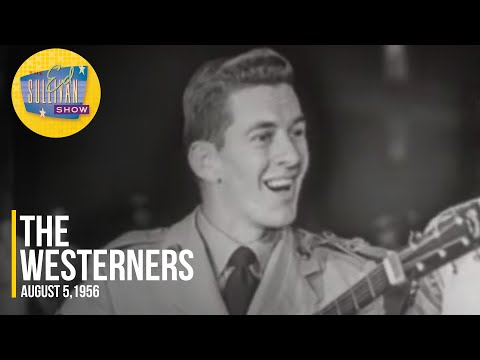 """The Westerners """"Turkey In The Straw"""" on The Ed Sullivan Show"""
