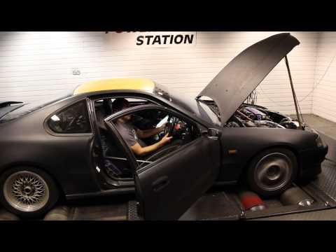Honda Prelude JDM BB4 Dyno