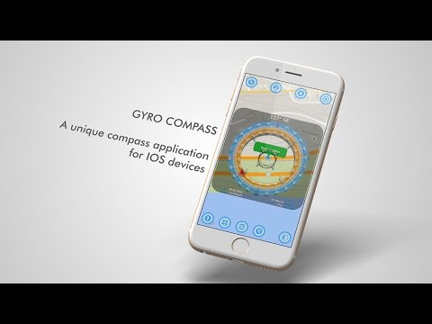 Gyro Compass | A unique compass application for IOS devices