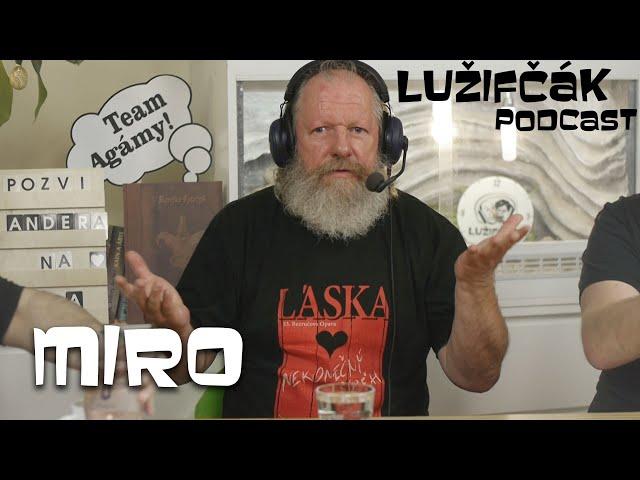 Lužifčák #28 Miro Kasprzyk