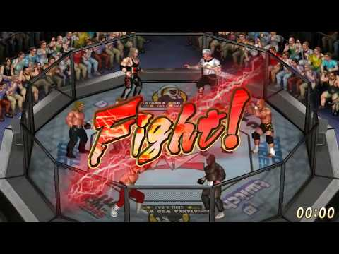 nL Live - BRAWL 4 ALL 3: MISAWA vs. SHAMROCK [Fire Pro Wrestling World]