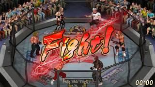 nL Live - BRAWL 4 ALL 3: MISAWA vs. SHAMROCK [Fire Pro Wrestling World]