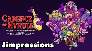 Cadence Of Hyrule - Rupee Rhythms (Jimpressions) (Video Game Video Review)