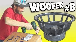 Video The 8th SUBWOOFER IS HERE... And It Broke SCREWS! Checking For SHIFTED SUB Motor / Magnet download MP3, 3GP, MP4, WEBM, AVI, FLV Maret 2018