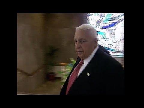Ex-Israel PM Ariel Sharon dies at age 85