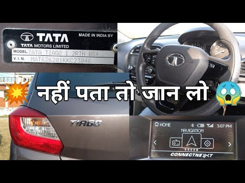 Know Manufacturing Month And Year Of New Car With Chassis Number . How To Use Navigation