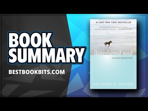 The Untethered Soul   Book Summary   Author Michael Singer