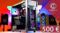 Der BESTE und SCHNELLSTE 500 EURO GAMING PC 2019! MEHR GEHT NICHT!