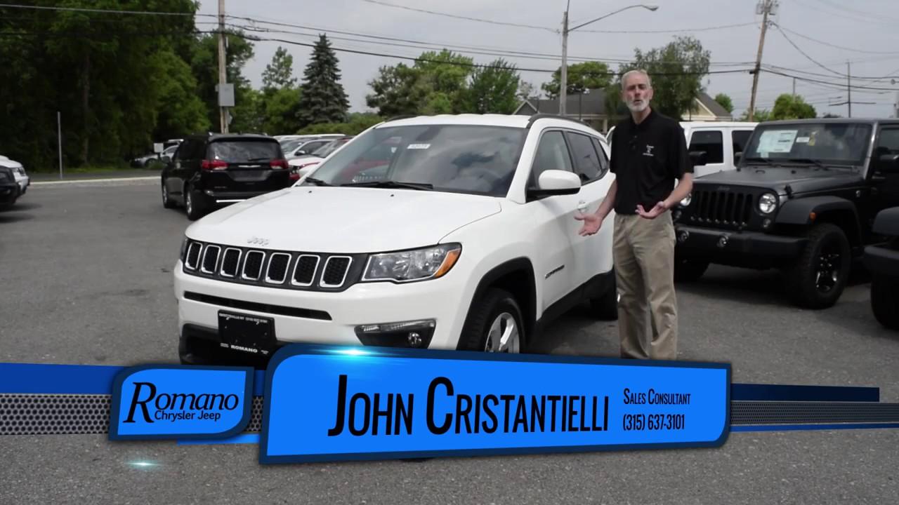 2017 Jeep Compass Syracuse, NY | Romano Jeep Dealer Syracuse, NY