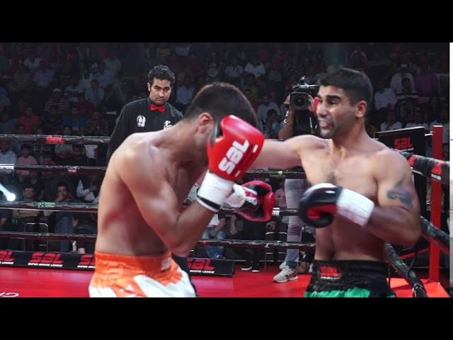 Super Boxing League | Sandeep Nain vs Deepak Tanwar | Ringside Recap | SBL
