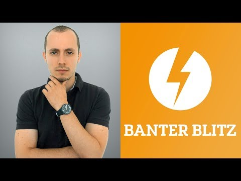 Banter Blitz Chess with IM Andrey Ostrovskiy - October 27, 2017