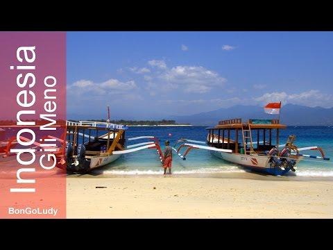 Indonesia, Gili Meno Island. Feel like Robinson Crusoe!