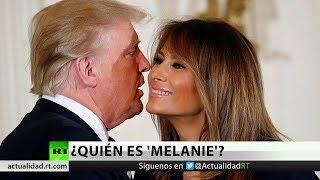 Trump escribe mal el nombre de su propia esposa