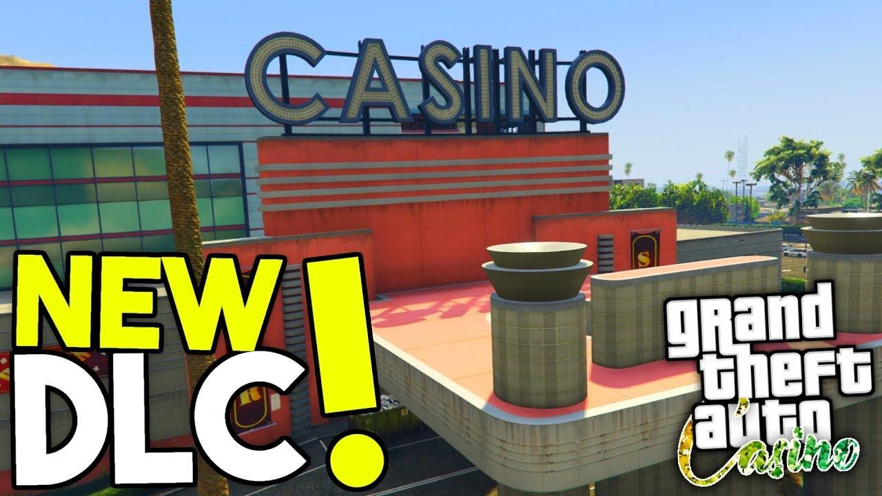 Casino Dlc